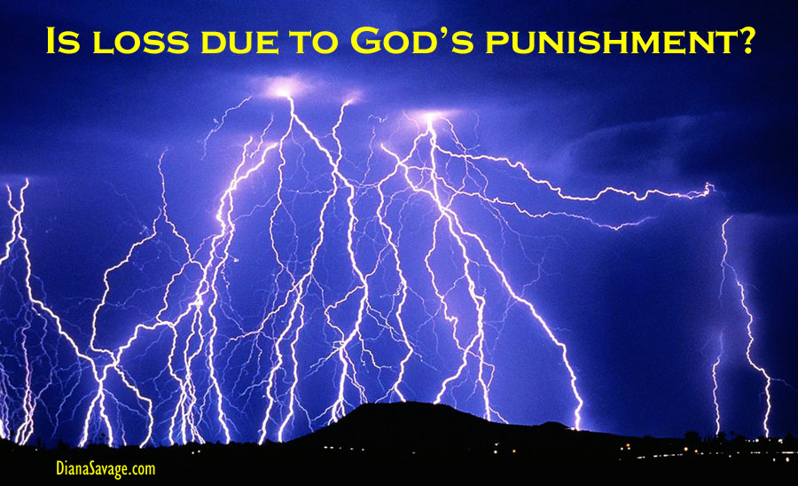 Is Loss Due to God's Punishment? – Diana Savage